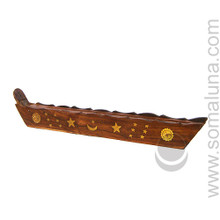 Celestial Flip-Top Box Stick Burner