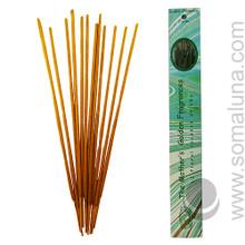 Mothers Golden Premium Stick Incense, Champaca