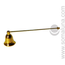 Brass Pentacle Candle Snuffer