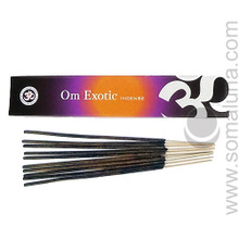 Om Exotic Incense 15g