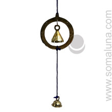 Tibetan Brass Wind-chime