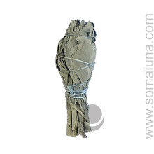 White Sage Mini Smudge Wand, Torch Style