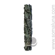 Black Sage (Mugwort) Large Smudge Wand