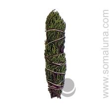 Juniper Leaf Mini Smudge Wand