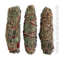 Mountain Sage & Dragon's Blood Mini Smudge Wand 3pk