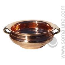 Tibetan Copper Bowl Incense Burner