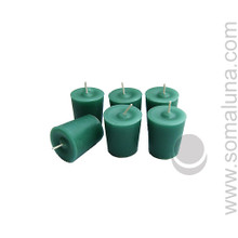 Sea Green Votive Candle