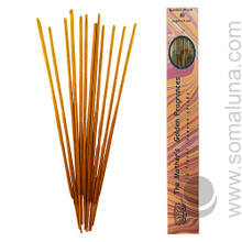 Mothers Golden Premium Stick Incense, Musk