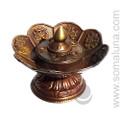 Tibetan Lotus Dhoop Censer Incense Burner