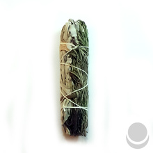 White Sage & Rosemary Mini Smudge Wand