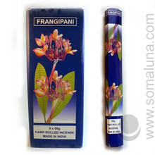 """Frangipani Flora """"Temple Tree"""" 50 gram hex tube"""