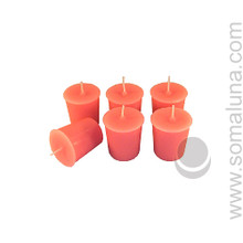 Lotus Pink Votive Candle