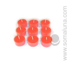Romance Red Tealight Candle