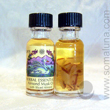 Almond Musk Oil