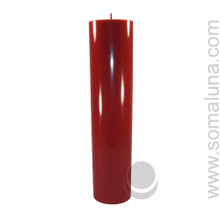 Black Cherry 12.5 x 3 Pillar Candle