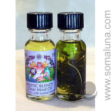 Clear Mind Oil