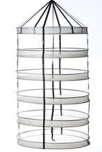 "Flower Tower Dry Rack 36"" Open Top 6 Racks"