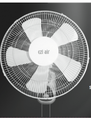 """EP EZI 16"""" Oscillating Wall Mount Fan"""