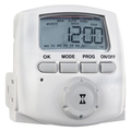 Intermatic Digital Appliance Timer, 15A / 125V