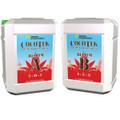 General Hydroponics CocoTek Bloom A & B (Set of 6 Gallons)