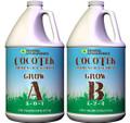 General Hydroponics CocoTek Grow A & B (Set of Gallons)