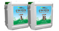 General Hydroponics CocoTek Grow A & B (Set of 2.5 Gallons)