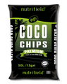 Nutrifield Coco Premium Chips Blend 50/50 50 Liters