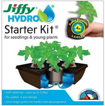 Jiffy Hydro Starter Kit