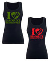 I Heart DH Women's Tank Top