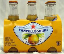 San Pellegrino Orange (Aranciata)