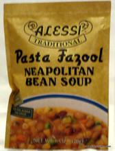 Pasta Fazool Soup (Neapolitan style)