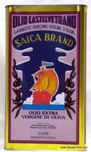 Olio CastelVetrano Extra Virgin Olive Oil