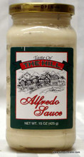 Taste of the Hill Tomato Alfredo sauce