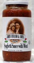 Viviano's Spaghetti Meat Sauce