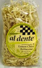 Al Dente Lemon Chive Fettuccine