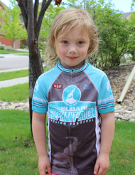 Children's Teal 2016 Elephant Rock Jersey