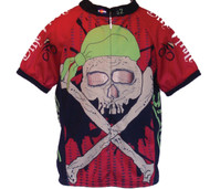 Spin2 Kids Pirate Cycling Jersey
