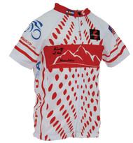 Spin2 Kids King of the Mountain Cycling Jersey