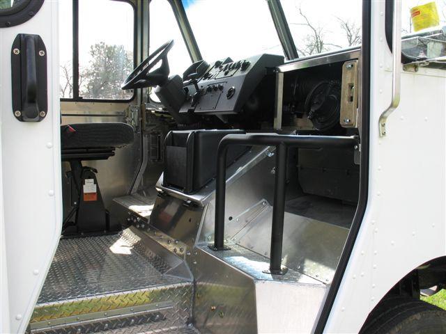 2018 Freightliner MT55 Morgan Olson P1200 Step Van Diesel