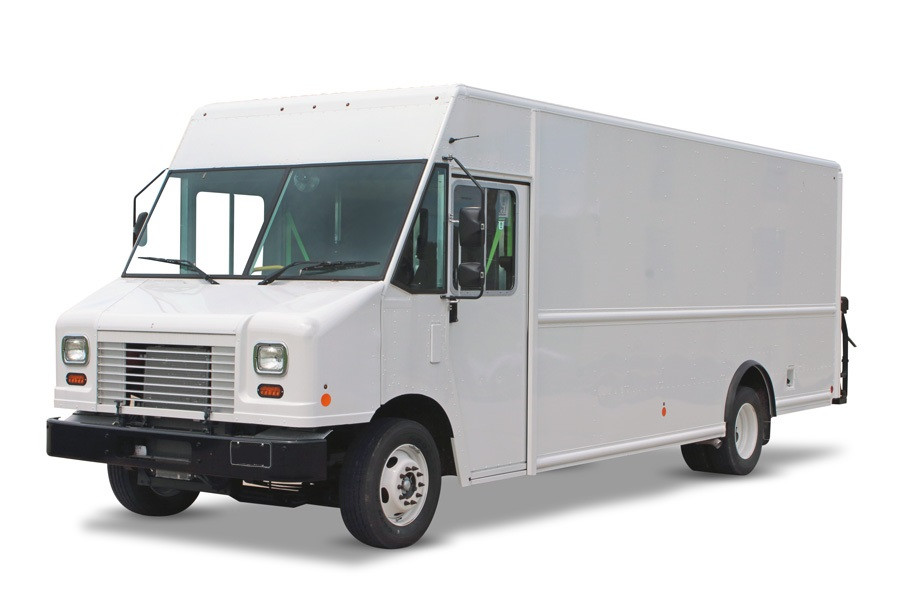 2018 Ford F59 Utilimaster 20' P1100 Step Van - ISP Fleet