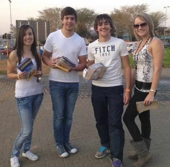 Garsfontein Offramp Crew