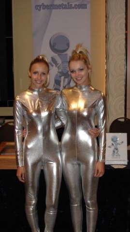 Cybermetals Promo Ladies