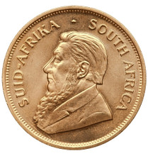 All Gold Krugerrands feature a profile of Paul Kruger.