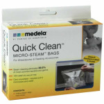 Medela Quick Cleanª Micro-Steam Bags