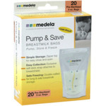 Medela Pump & Saveª Breastmilk Bags - 20 pack