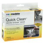 Medela Quick Cleanª Micro-Steamª Bags - 5 Pack