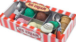 Melissa & Doug® Ice Cream Parlor Set