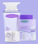 Lansinoh® Breastmilk Storage Bags-25 pack