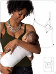 Glamourmom® Nursing Bra Long Top