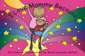 I Love Mommy Because....